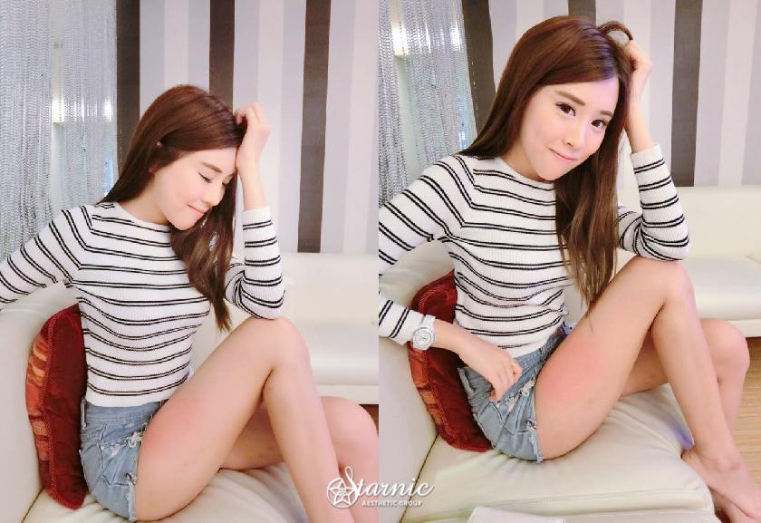 星和台北_鑽石冰雕_ Amis L. 艾蜜絲、Hi chia恰女孩06