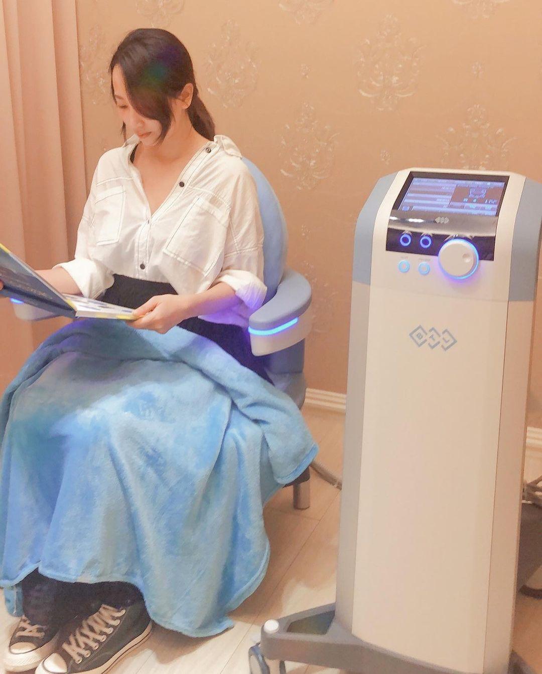 【G動椅】星和診所/桃園醫美-張衣雯醫師-只需要坐著就能治療骨盆底肌群改善頻尿問題-Even
