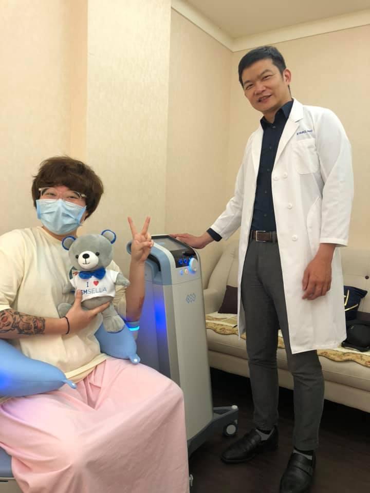 【G動椅】星和診所/台南醫美-薛博今醫師-少女也需加強保養盆底肌-高金玉 金玉