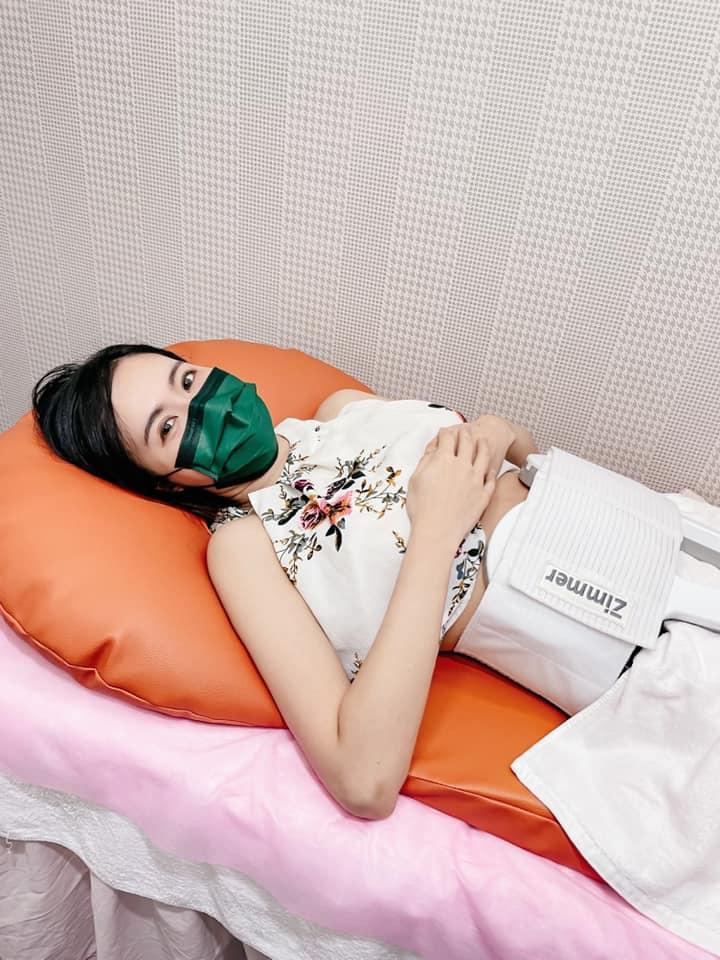 【肌力塑】星和診所/北車醫美-賴暉元醫師-做一次療程等於做3萬多次仰臥起坐-Dora 妍希