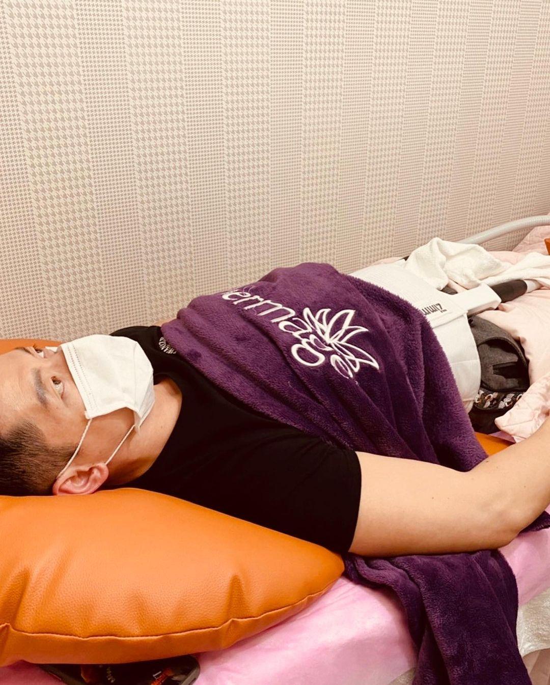 【肌力塑】星和診所/北車醫美 -楊志雄醫師-用機器來訓練腹肌及減少脂肪-Mark Lin