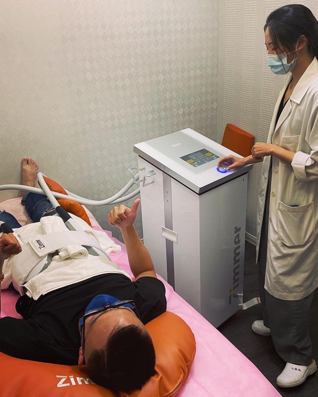 【ZField肌力塑】星和診所/台北醫美-方穎涵醫師-對你想瘦的地方局部加強-ERIC
