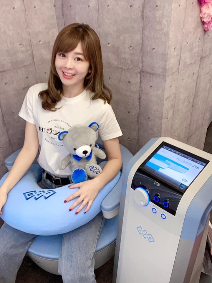 【G動椅】星和診所/北車醫美 -方穎涵醫師-打造健康骨盆底肌-Yabi 楊耶比